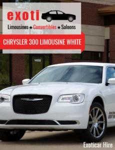 CHRYSLER-300-LIMOUSINE-WHITE
