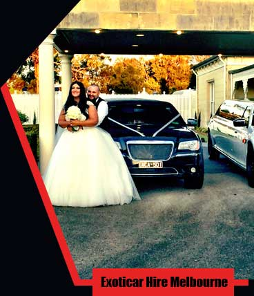 Exoticar – Wedding Car Hire Melbourne