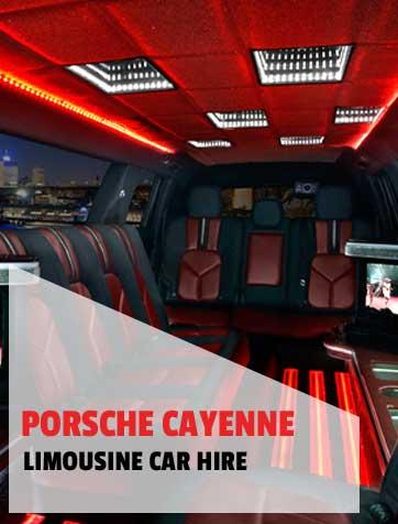 Porsche Limousine Car hire Melbourne