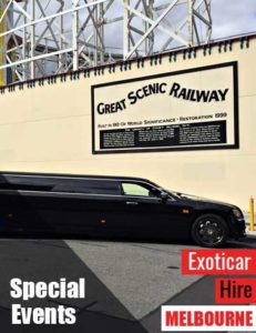 Special Events Limousines Melbourne