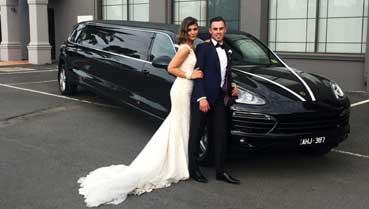 Wedding Limousine Cars Melbourne