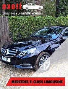 Mercedes limousine Hire Melbourne